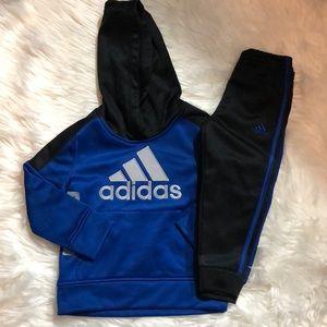 Adidas Toddler Tracksuit Set